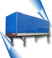 Manufacturer of tarpaulin, cotton, canvas, HDPE tarpaulins, Waterproof tarpaulins, Tarpaulin manufacturers in Ahmedabad [Gujarat] India.